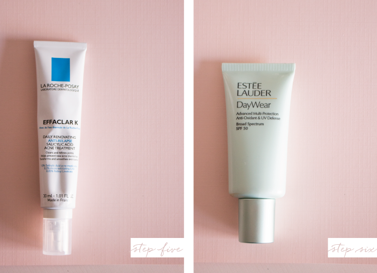 morning-skin-care-routine, skin-care-routine, what-products-to-apply-in-the-morning, estée-lauder-products