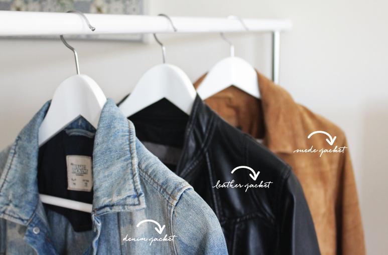 basic wardrobe staples