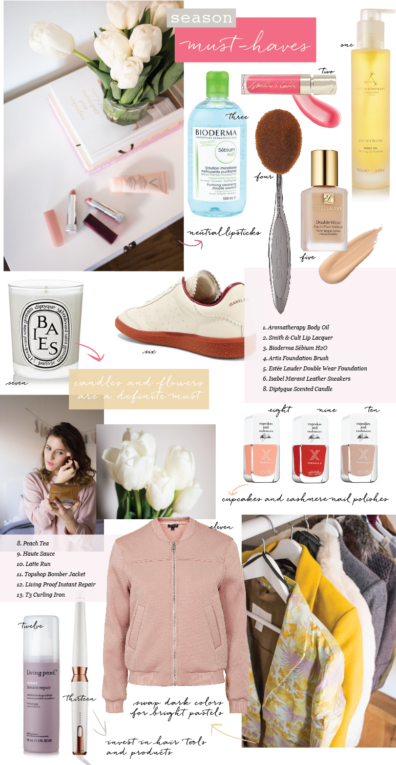 spring-must-haves, what-to-get-for-spring, spring-2016, beauty-products-to-get-this-spring, spring-trends-2016