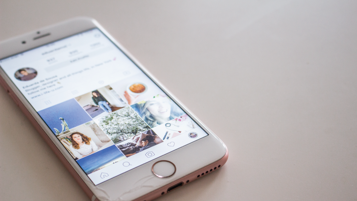 creating the perfect instagram feed
