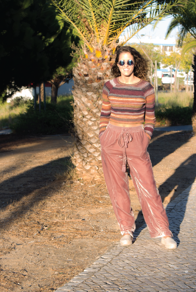 outfit-of-the-day, velvet-pants, fall-trends-to-try-now, what-to-wear-this-fall
